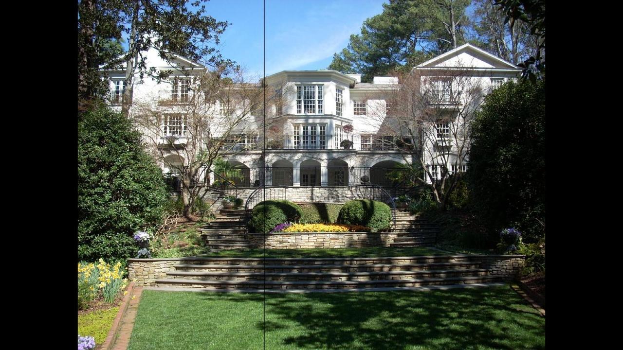 Decorators show house and gardens atlanta