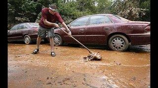 Atlanta flood 2009: Most captivating photos