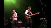 The Average White Band started off with some of their mellower hits,