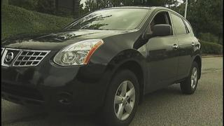 Driver complains of acceleration problems in Nissan Rogue