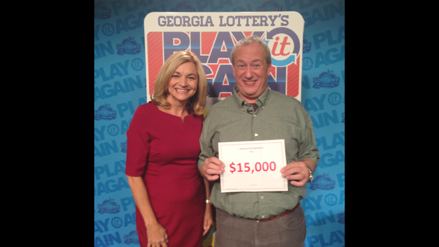 Gillsville man targets Georgia Lottery prize, wins $15K | WSB-TV