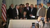 Gov. Deal signs new gun rights legislation_5150111