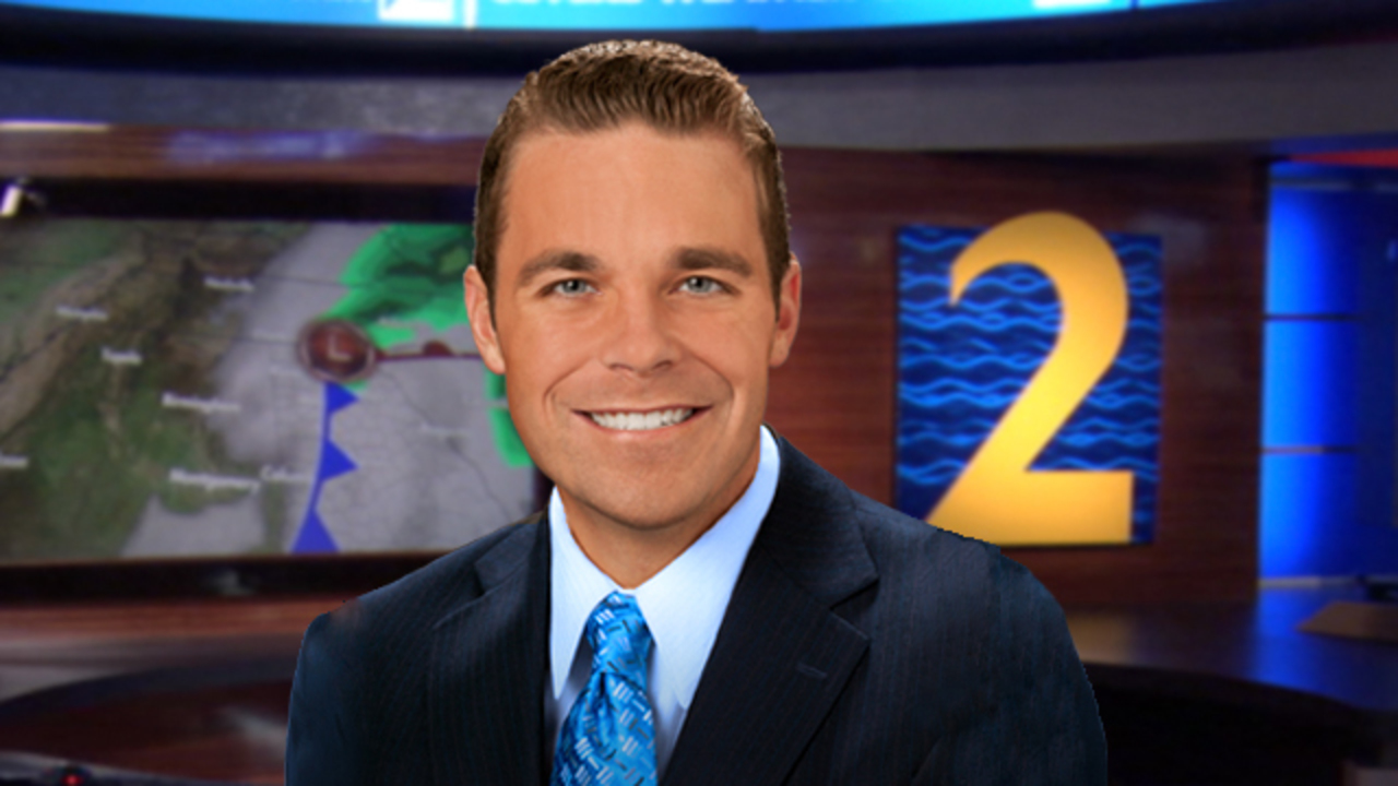 Brian Monahan joins Severe Weather Team 2 | WSB-TV