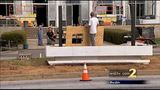 Crews at the scene of the movie production in Atlanta_6227644