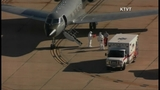 Plane leaving for Atlanta with Ebola patient_6272500