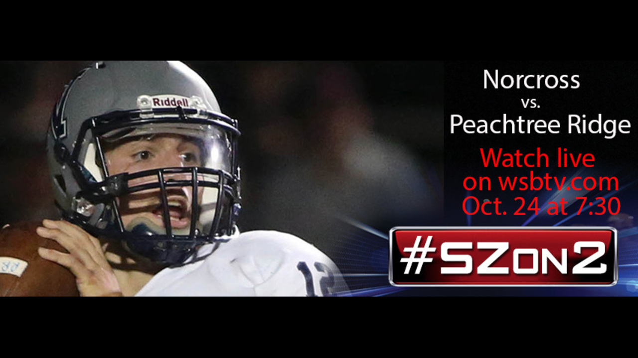 Live football returns to wsbtv com with Norcross at