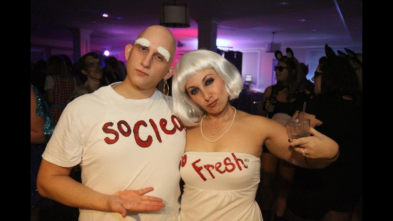 Crazy costumes at Halloween BOOnanza | WSB-TV