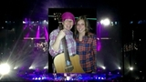 Teresa Shaw and her daughter with Brooks' guitar_6387796