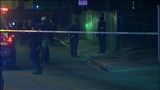 Police responded to a shooting at a barbershop on McDaniel Street Saturday night. _6639684