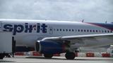 Spirit Airlines Plane _6744978