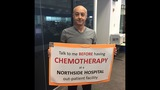 Rosenberg picketed, and the hospital dropped its fight to collect the extra charges. He now gets chemotherapy through a different provider._6780602