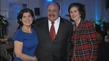 Martin Luther King III and daughters of Pres. Lyndon Johnson_6877532