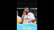 Here are some more photos from the Nathan's Hot Dog Eating contest qualifier in Atlanta at the Dogwood Festival.