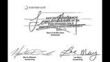 Signature comparison _7164561