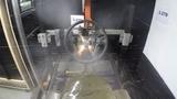 Airbag explodes at laboratory during testing_7540046