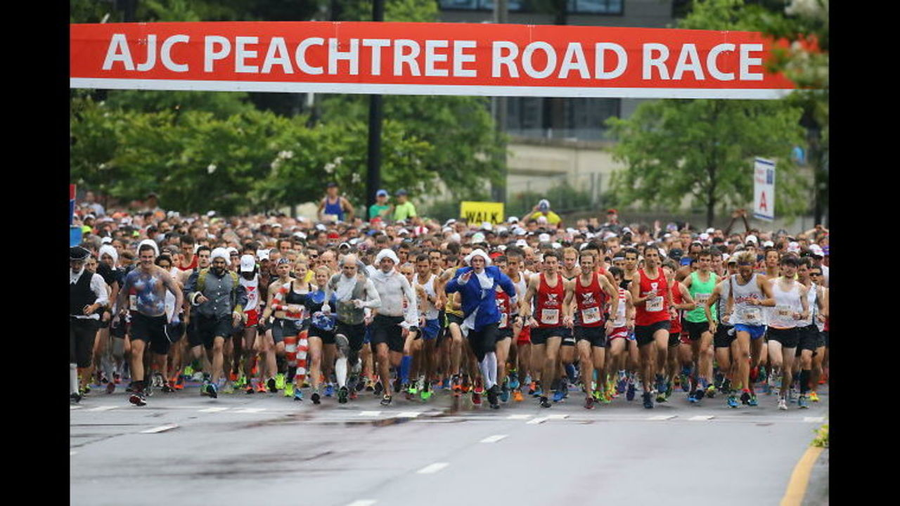 Peachtree road race results 2015 - Peachtree Road Race Results 2015 1