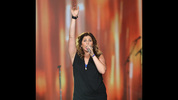 ATLANTA -- Lady Antebellum's Hillary Scott performing during their