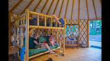 Sweetwater Creek State Park unveils yurt village_7936632