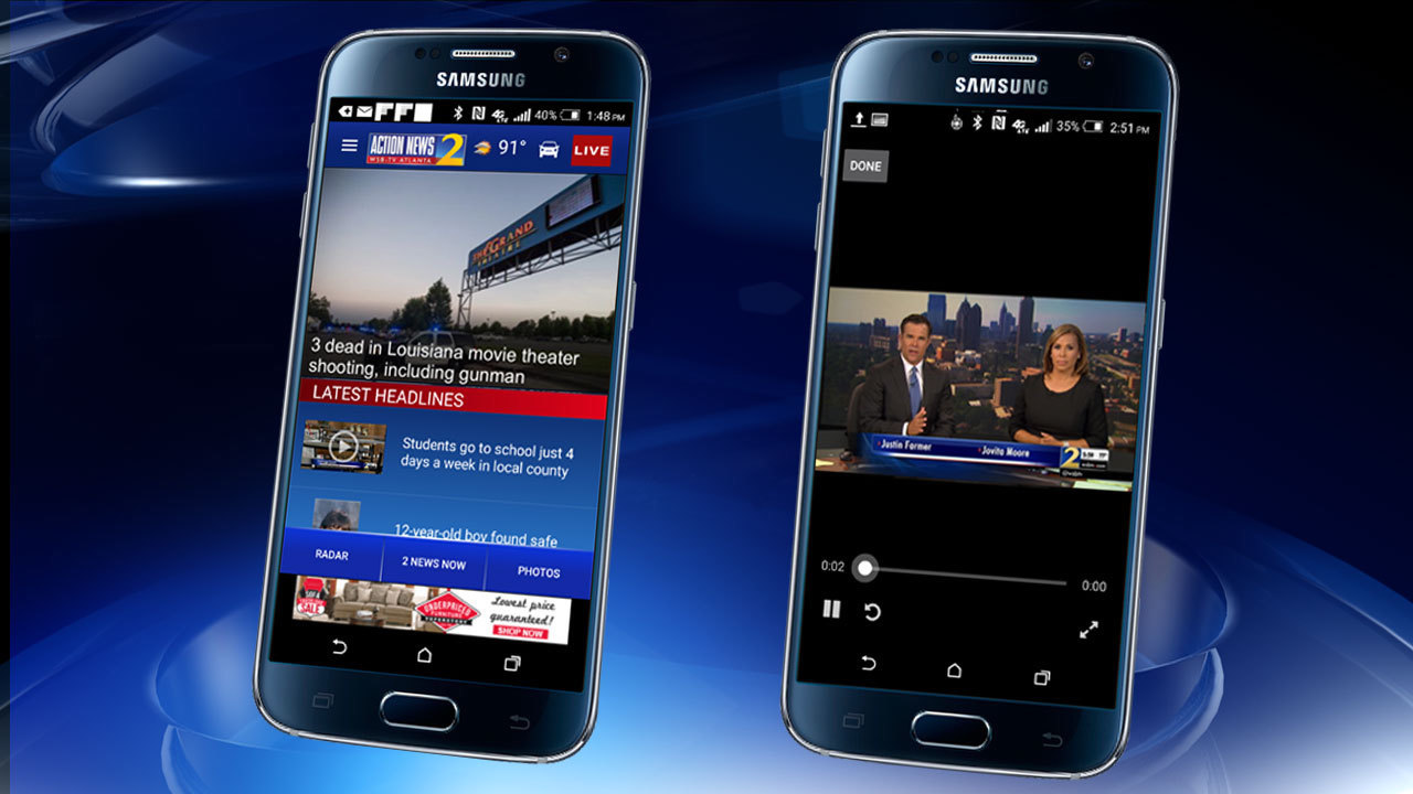 Upgrade to the new Channel 2 Action News App | WSB-TV