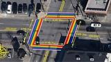 Rainbow Crosswalks_8166461