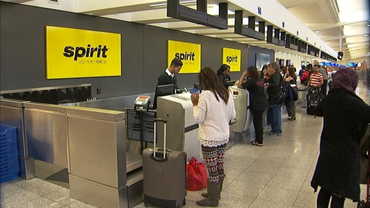 Spirit Airlines Check In >> Spirit Airlines Employees Behind Security Breach At