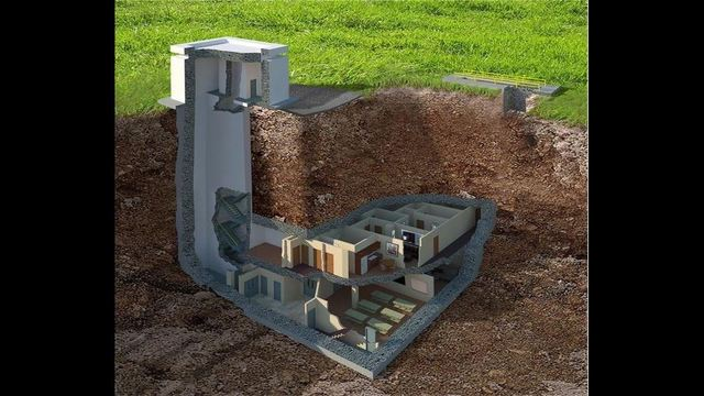 Georgia Underground Bunker Hits The Market For 17 5