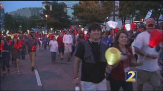 Light the Night Walk raises money for blood cancer research
