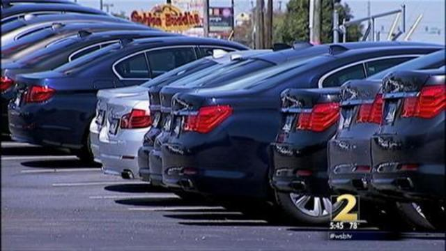 Police: Jaguars, Audis stolen in luxury car theft ring