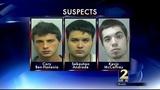 Alpharetta police arrest 3 men in death of woman