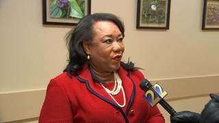 FBI arrests former DeKalb Commissioner Sharon Barnes Sutton