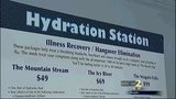 Hydration Station claims to cure hangovers, other ailments
