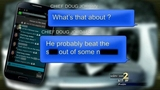 Police chief resigns after racist text messages surface