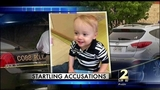 Prosecutors: Father was sexting while child sat in hot car