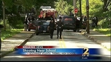 5 people shot near Atlanta high school
