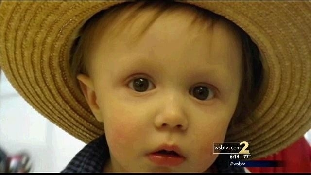 Mom mourns Gilmer County toddler killed in hit-and-run | WSB-TV