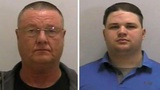 The GBI says White police Chief David King and his right-hand man, Officer Blake Scheff have been charged with extortion.