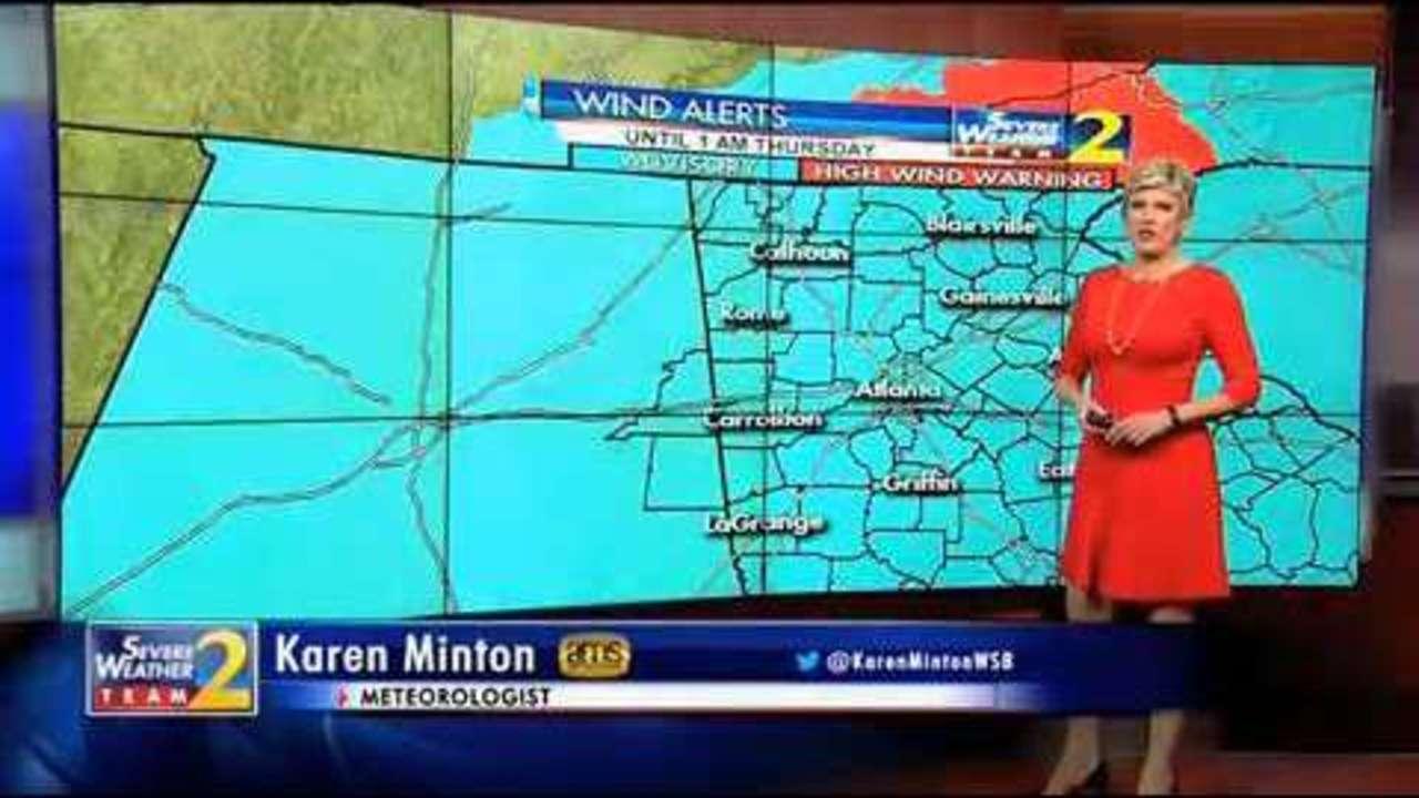 Karen minton meteorologist