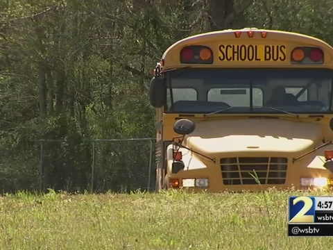 School district considering GPS trackers on buses | WSB-TV