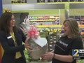 Woman's simple act of kindness rewarded with free groceries for a year