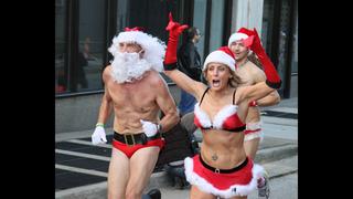 Free things to do: Santa Speedo Run, gaming with Santa, movies