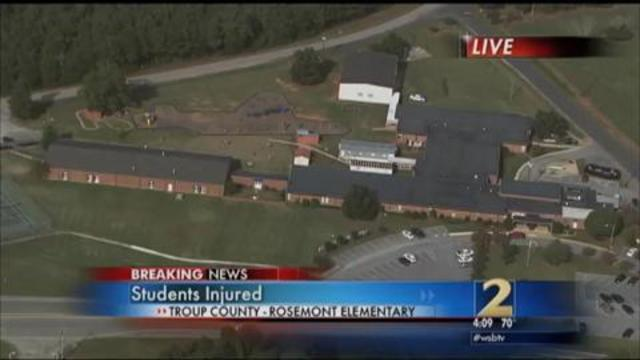 2 airlifted, 17 students injured in inflatable slide accident in LaGrange