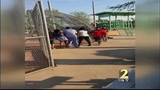Coach, wife jailed after youth baseball game fight