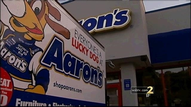 Women Upset After They Said Aarons Had Them Arrested