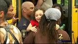Parents relieved no one hurt in school shooting incident