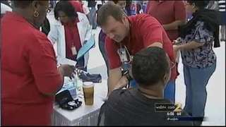 Health fair offers free screenings in Clayton County