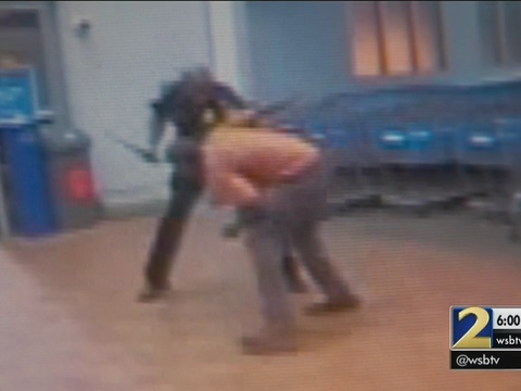 Lawsuit Man Leaving Walmart Beaten By Off Duty Officer Over Tomato