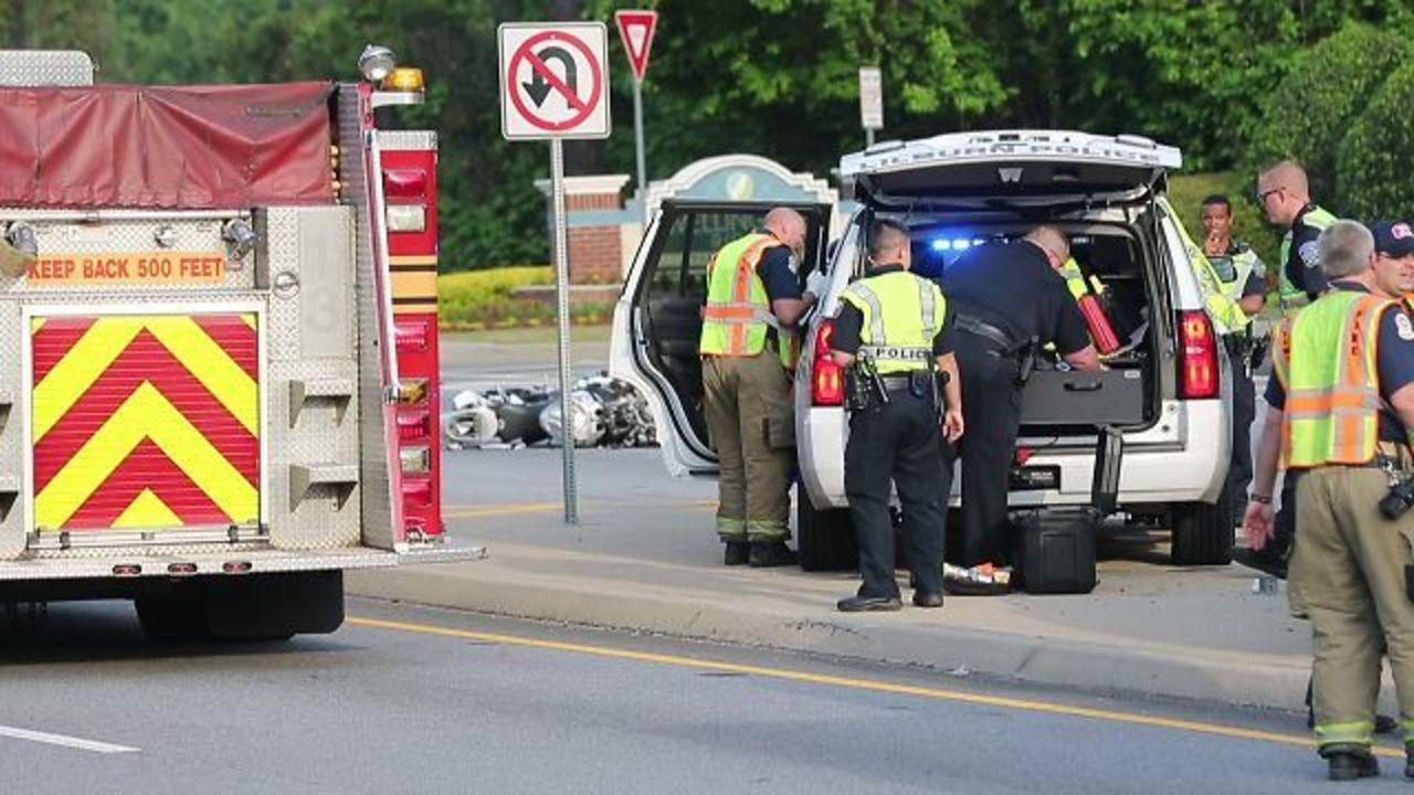 Motorcyclist killed in Lawrenceville Highway crash   WSB-TV