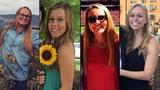 4 UGA students killed in crash