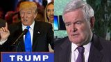 Newt Gingrich: 'I would listen carefully' if Trump calls about VP