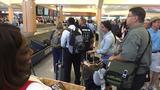 Long TSA lines snake through Atlanta airport